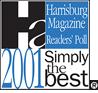 2001 Simply The Best Pet Groomer - Harrisburg Magazine