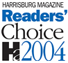 2004 Readers' Choice Pet Groomer - Harrisburg Magazine