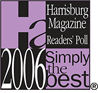 2006 Simply The Best Pet Groomer - Harrisburg Magazine