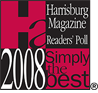2008 Simply The Best Pet Groomer - Harrisburg Magazine