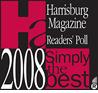 2008 Simply The Best Pet Groomer - Harrisburg Magazine