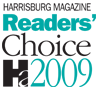 2009 Readers' Choice Pet Groomer - Harrisburg Magazine