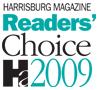 2009 Readers' Choice Pet Groomer - Harrisburg Magazine