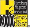2010 Simply The Best Pet Groomer - Harrisburg Magazine