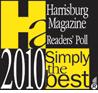 2010 Simply The Best Pet Groomer - Harrisburg Magazine
