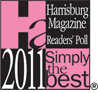 2011 Simply The Best Pet Groomer - Harrisburg Magazine