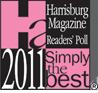 2011 Simply The Best Pet Groomer - Harrisburg Magazine