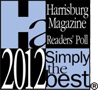 2012 Simply The Best Pet Groomer - Harrisburg Magazine