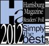 2012 Simply The Best Pet Groomer - Harrisburg Magazine