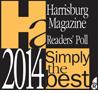 2014 Simply The Best Pet Groomer - Harrisburg Magazine