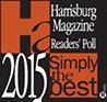 2015 Simply The Best Pet Groomer - Harrisburg Magazine
