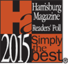 2015 Simply The Best Pet Groomer - Harrisburg Magazine