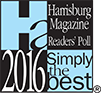 2016 Simply The Best Pet Groomer - Harrisburg Magazine