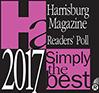 2017 Readers' Choice Best Pet Groomer - Harrisburg Magazine