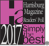 2017 Readers' Choice Best Pet Groomer - Harrisburg Magazine
