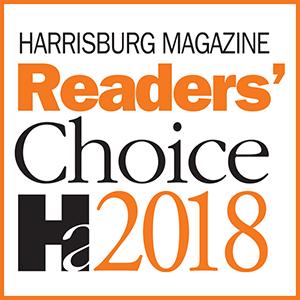 Teg's Wins 2018 Harrisburg Magazine Readers' Choice Pet Groomer