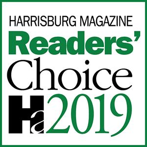 Harrisburg Magazine 2019 Readers Choice Pet Groomer