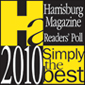 2010 Simply The Best Pet Groomer