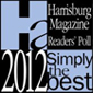 2012 Simply The Best Pet Groomer